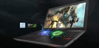 Laptop Gaming Asus ROG GL553VE FY117T Dengan Kualitas dan Harga Terbaik
