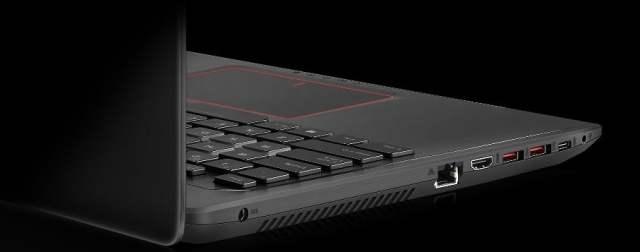 USB TYPE-C PORT GL553VE