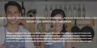 Akseleran.com Portal Equity Crowdfunding Pertama di Indonesia