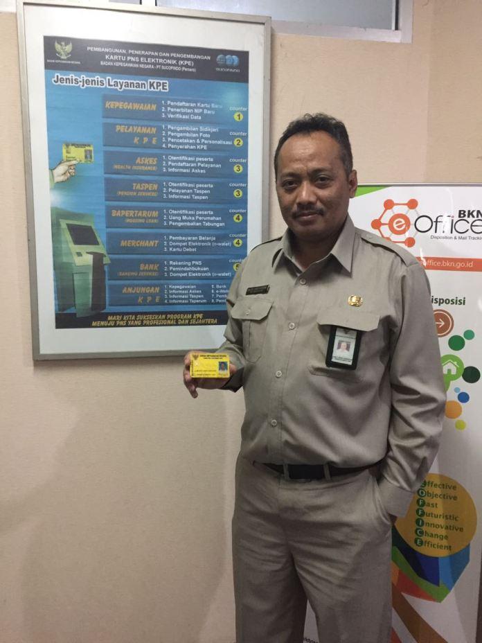 BKN, Smart Card