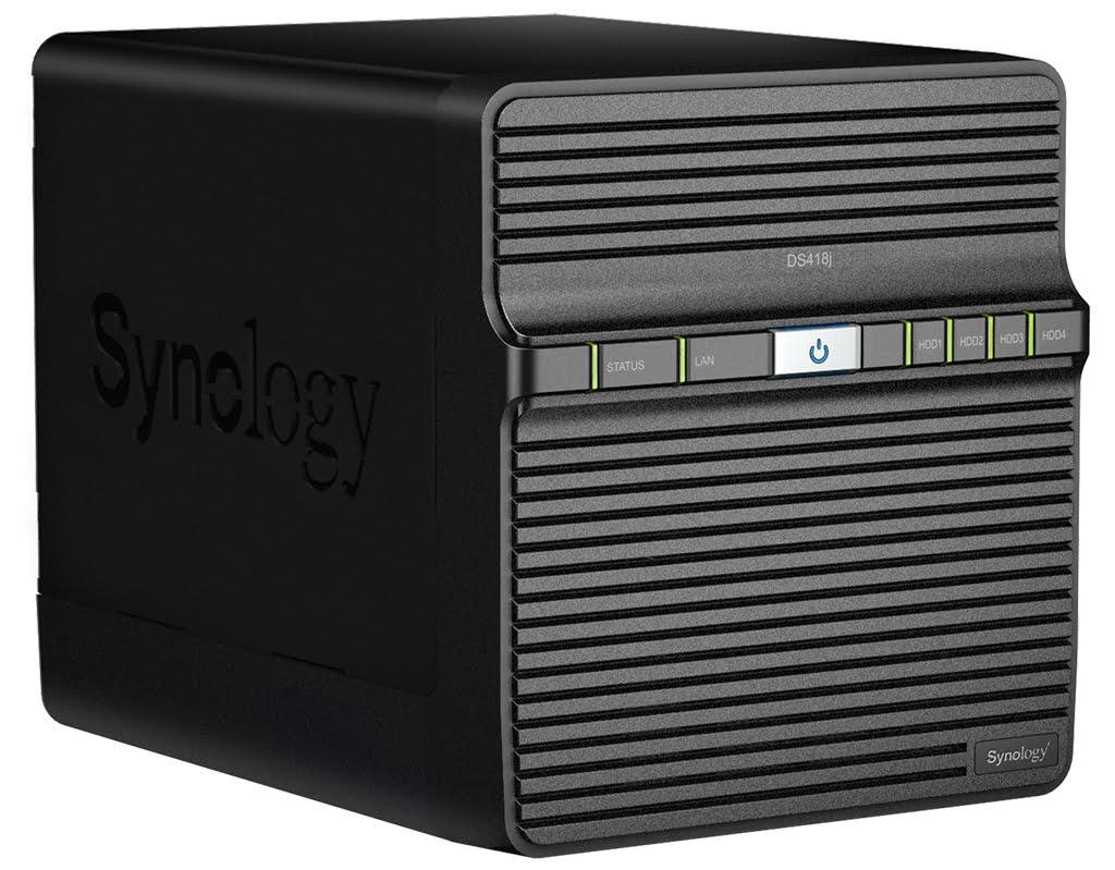 Perkenalkan, Ini Synology Disk Station DS418j