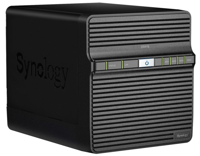 Synology Disk Station DS418j