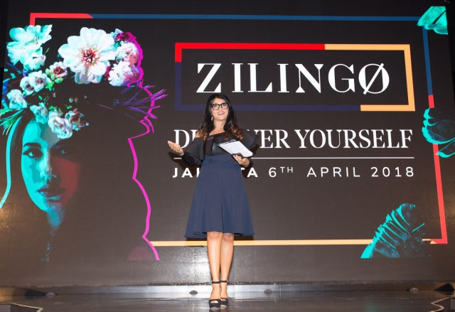 Ankiti Bose, Co-Founder dan CEO Zilingo