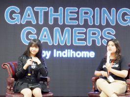 Talkshow Bersama Sarah Viloid di Makassar