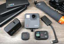 GoPro Fusion Accessories