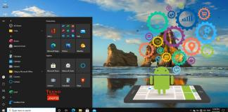 Buka APK Android di Windows 10