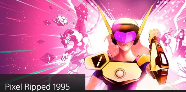 Pixel Ripped 1995 di PlayStation Store