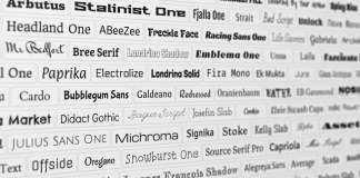 situs font gratis terbaik