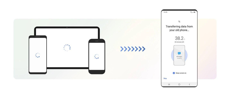 Cara Memindahkan Data WhatsApp dari iPhone (iOS) ke Android Galaxy Z Fold3 dan Z Flip3