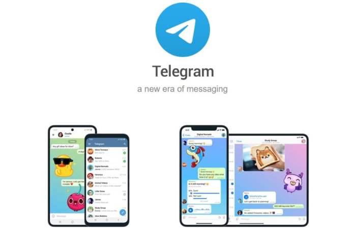 Telegram Messenger Indonesia