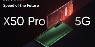 realme X50 Pro 5G realme Indonesia