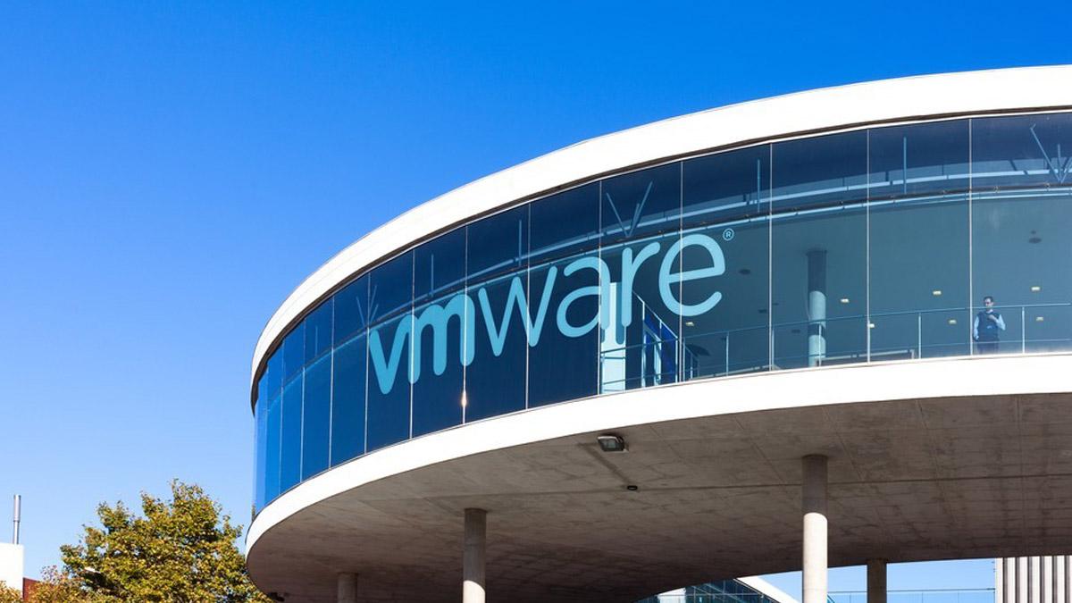 Teknologiia - news - VMware Market Position 2021