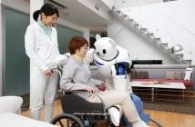 Robot kutumika kuwahudumia wazee nchini Japani