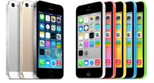 iPhone 5S ve 5C