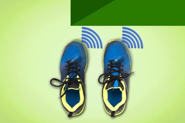 Görme Engelliler İçin Akıllı Ayakkabı