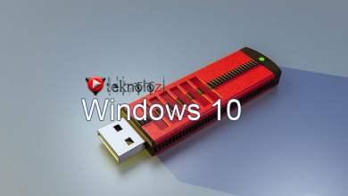 Photo of USB Bellekten Windows 10 Yükleme Nasıl Yapılır? [Resimli Anlatım]