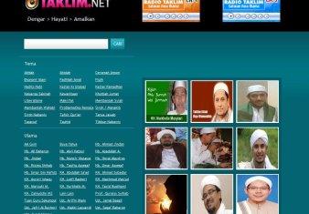 aplikasi caramah,taklimnet, ibadah ramadhan