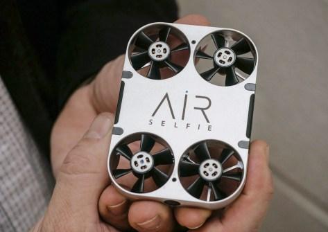 air selfie drone