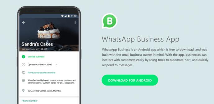 WhatsApp luncurkan WhatsApp for Business