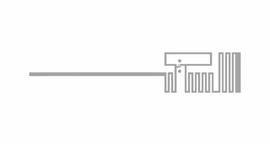 RFID T40J Kuyum Etiketi