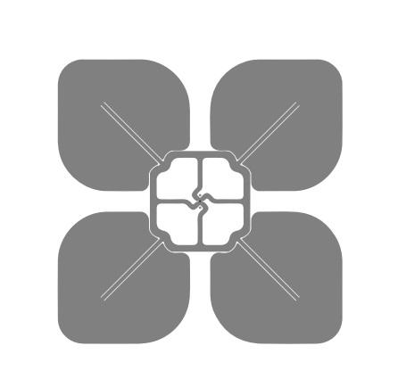 T21E 3D RFID Etiket