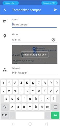 cara-membuat-lokasi-di-google-map-iphone