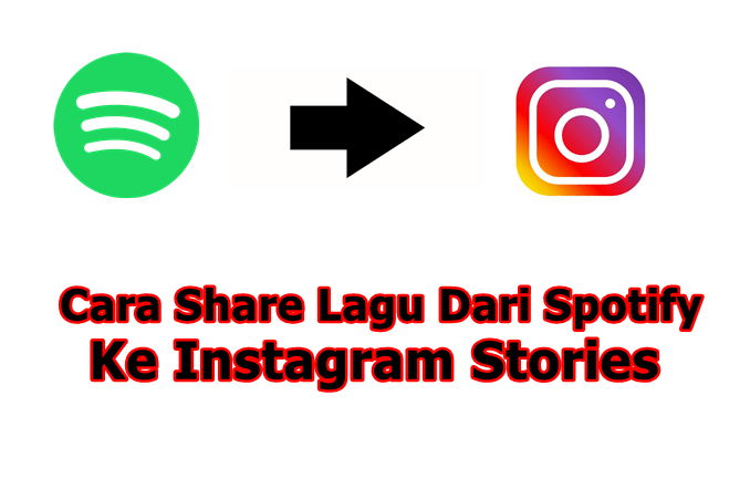 Cara Share Lagu Dari Spotify Ke Instagram Stories
