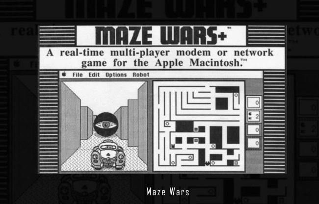 maze-wars