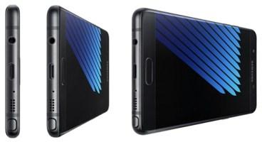 Samsung Galaxy Note 7 inceleme