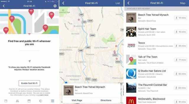 facebook-wifi-noktaları