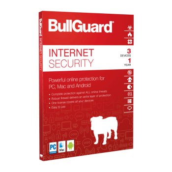 BullGuard Internet Security (Single User)