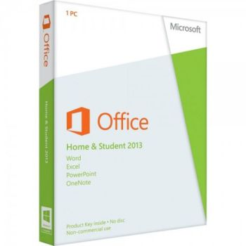 Microsoft Office 2013 Home and Student Retail