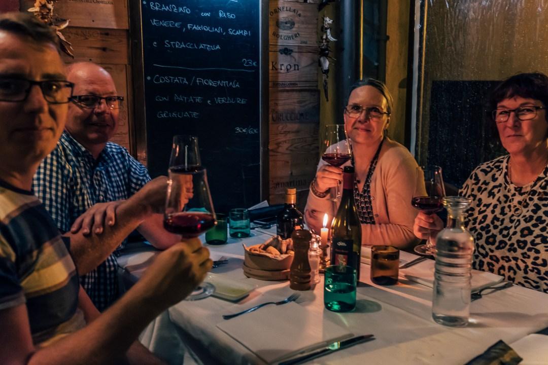Osteria al Torcol, Sirmione, Gardasjön, Italien. Svenska resebloggar. Nordic TB. Travelblogger. Från tekopp till bergstopp