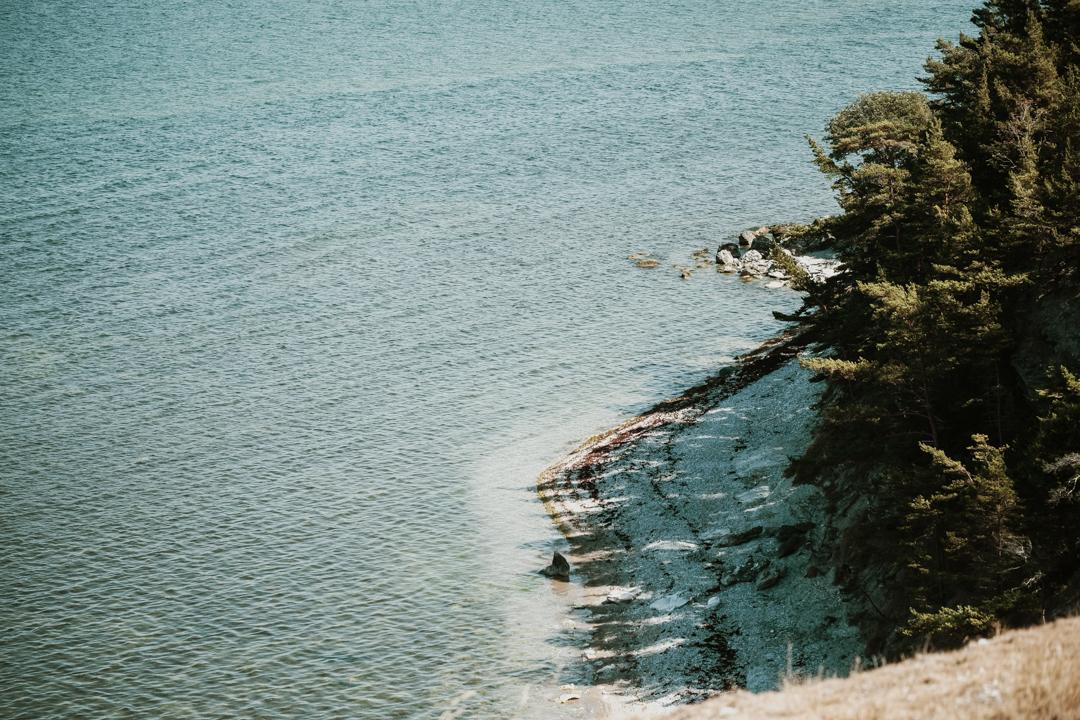 Jungfrun i Lickershamn och Gnisvärd färjeläger med lite motion och bad av Ulrica på Svenska resebloggar och Nordic TB och fotat med Fujifilm