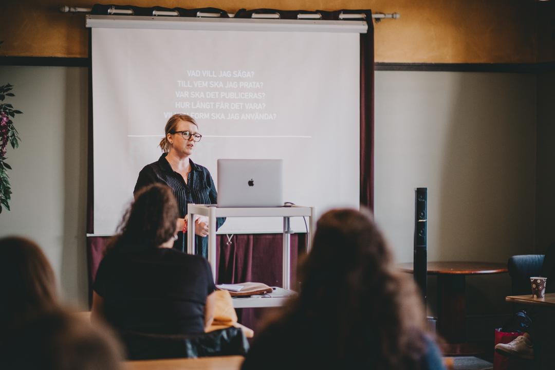 Influencers of Sweden workation