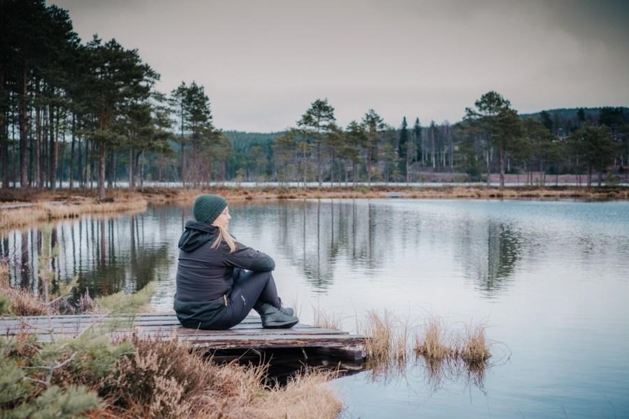 säfssjön, medidation vid sjö, höstkänslor, visitdalarna, visit dalarna, säfsen, höst i säfsen