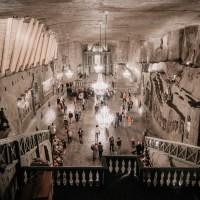 Saltgruvorna i Wieliczka