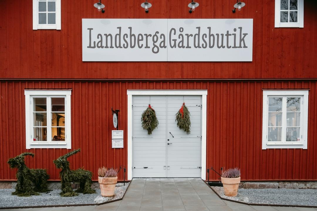 landsberga gård, äggbod, gårdsbutik, fjärdhundraland