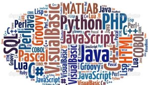 Alphabet of programming ;languages