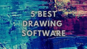 5 Best Drawing Software