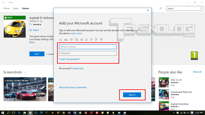 login-form-microsoft-account-windows10-store