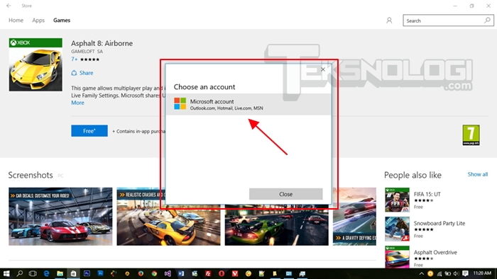 login-microsoft-account-windows10-store