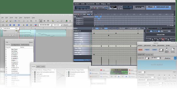 ubuntu-studio-audio-editing