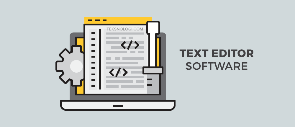 software-text-editor