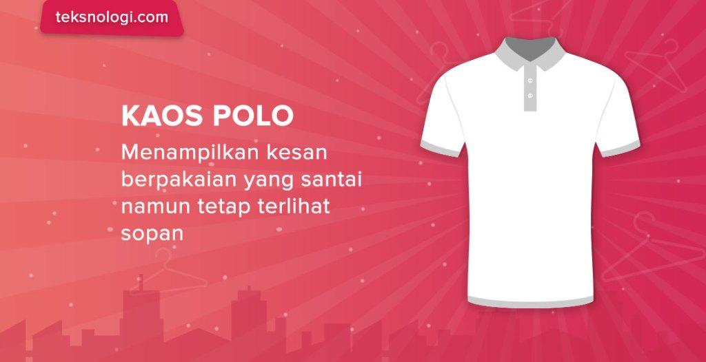 model-kaos-polo-shirt