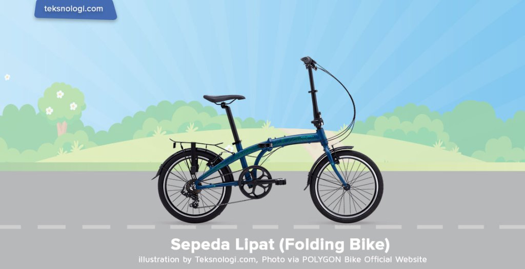 sepeda-lipat-folding-bike