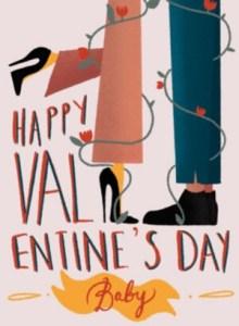 Kaart Valentijnsdag