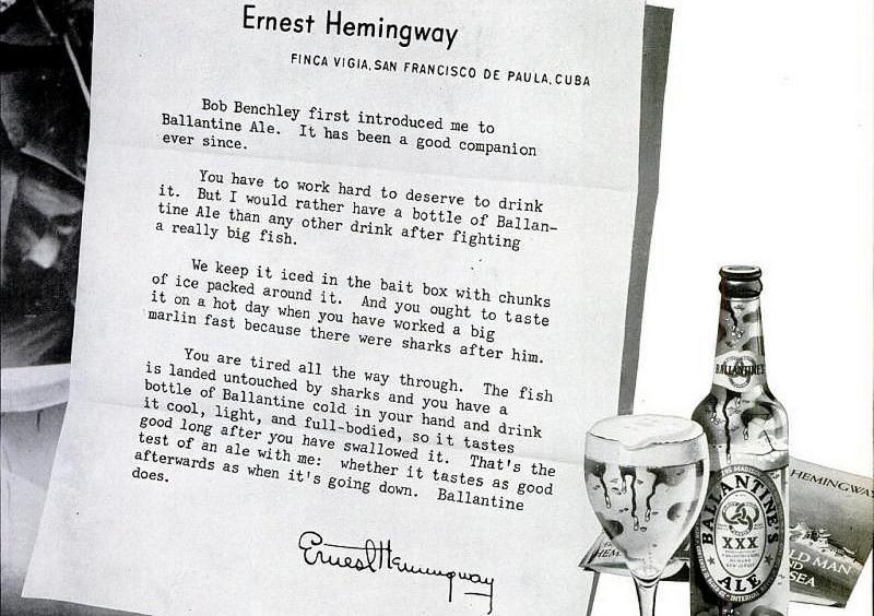 hemingway ireklama