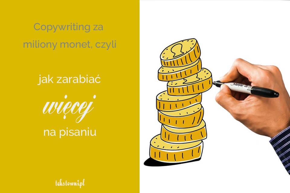 jak zarabiać napisaniu