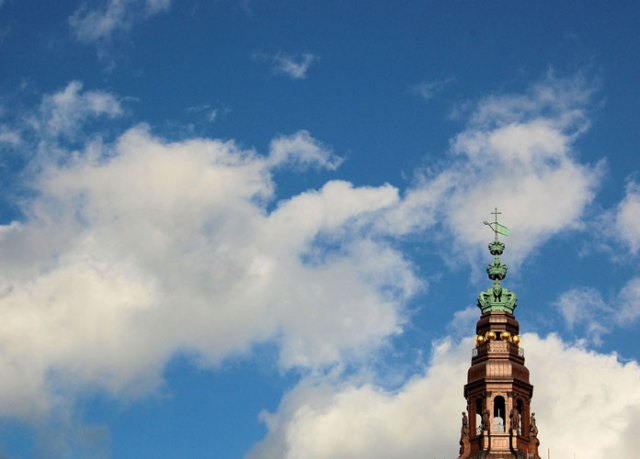 Christiansborg uden jordforbindelse